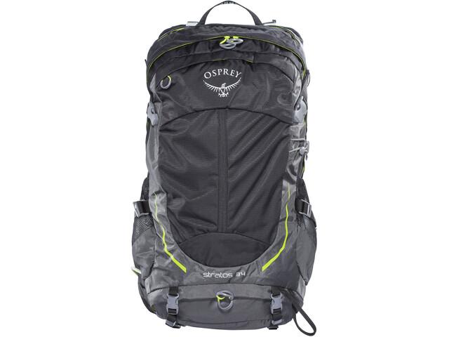 Osprey Stratos 34 Plecak Mężczyźni, black